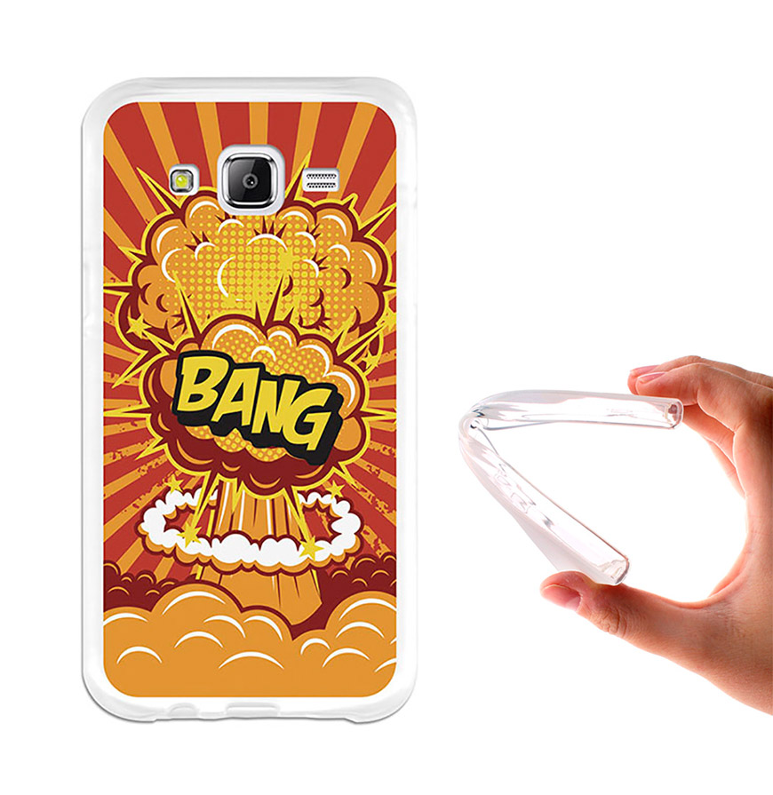 Capa de Gel BeCool® Samsung Galaxy J5 | Bang