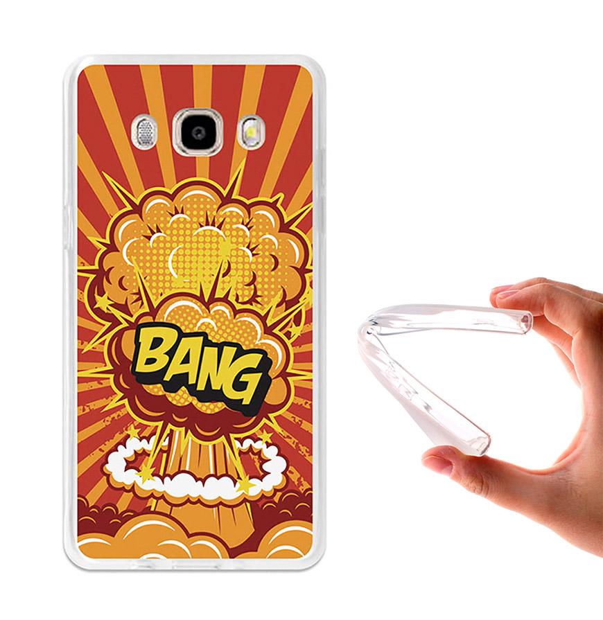 Capa de Gel BeCool® Samsung Galaxy J5 2016 | Bang