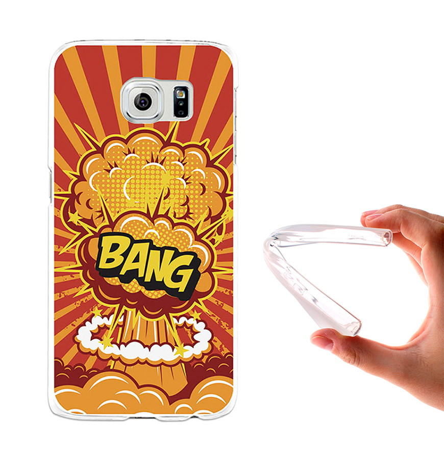 Capa de Gel BeCool® Samsung Galaxy S6 | Bang