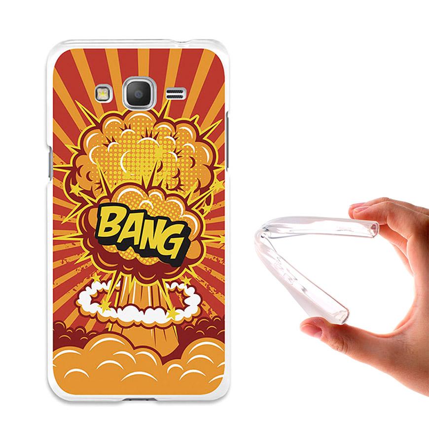 Capa de Gel BeCool® Samsung Galaxy Grand Prime   Bang