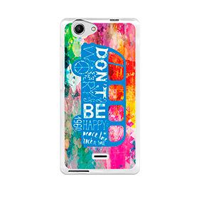 Capa de Gel BeCool® Wiko Pulp - Pulp 4G | Felicidade