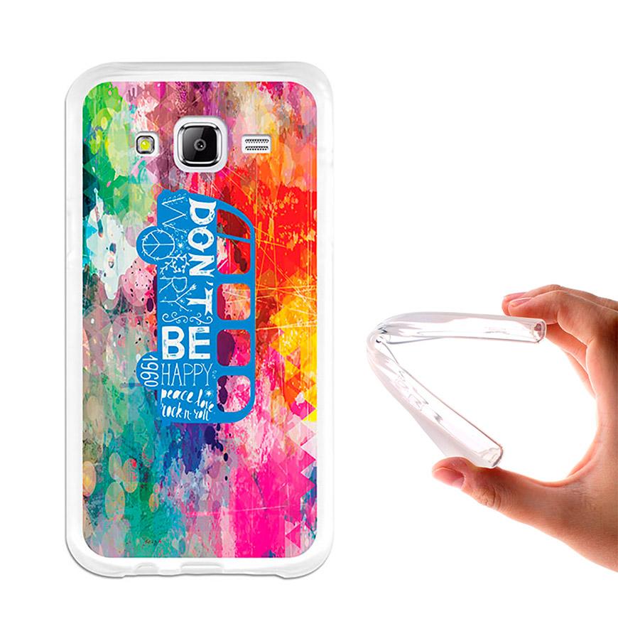 Capa de Gel BeCool® Samsung Galaxy J5 | Felicidade
