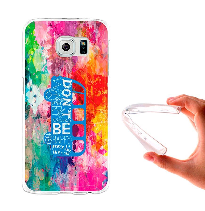 Capa de Gel BeCool® Samsung Galaxy S6 | Felicidade