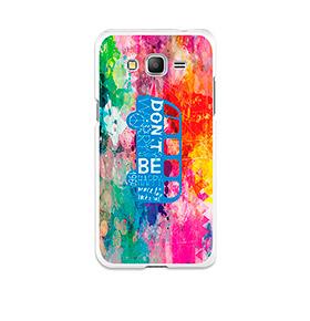 Capa de Gel BeCool® Samsung Galaxy Grand Prime | Felicidade