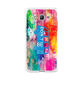 Capa de Gel BeCool® Huawei P8 Lite | Felicidade