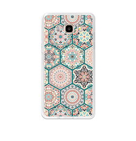 Capa de Gel BeCool® Samsung Galaxy J5 2016 | Mosaico
