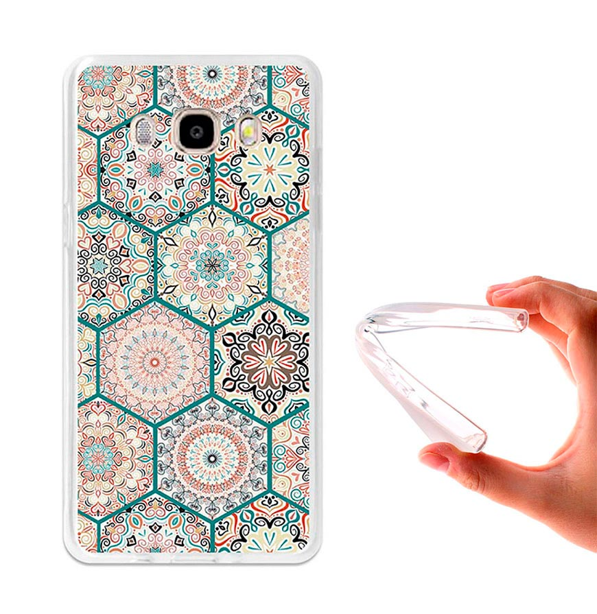 Capa de Gel BeCool® Samsung Galaxy J5 2016   Mosaico