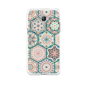 Capa de Gel BeCool® Samsung Galaxy Grand Prime | Mosaico