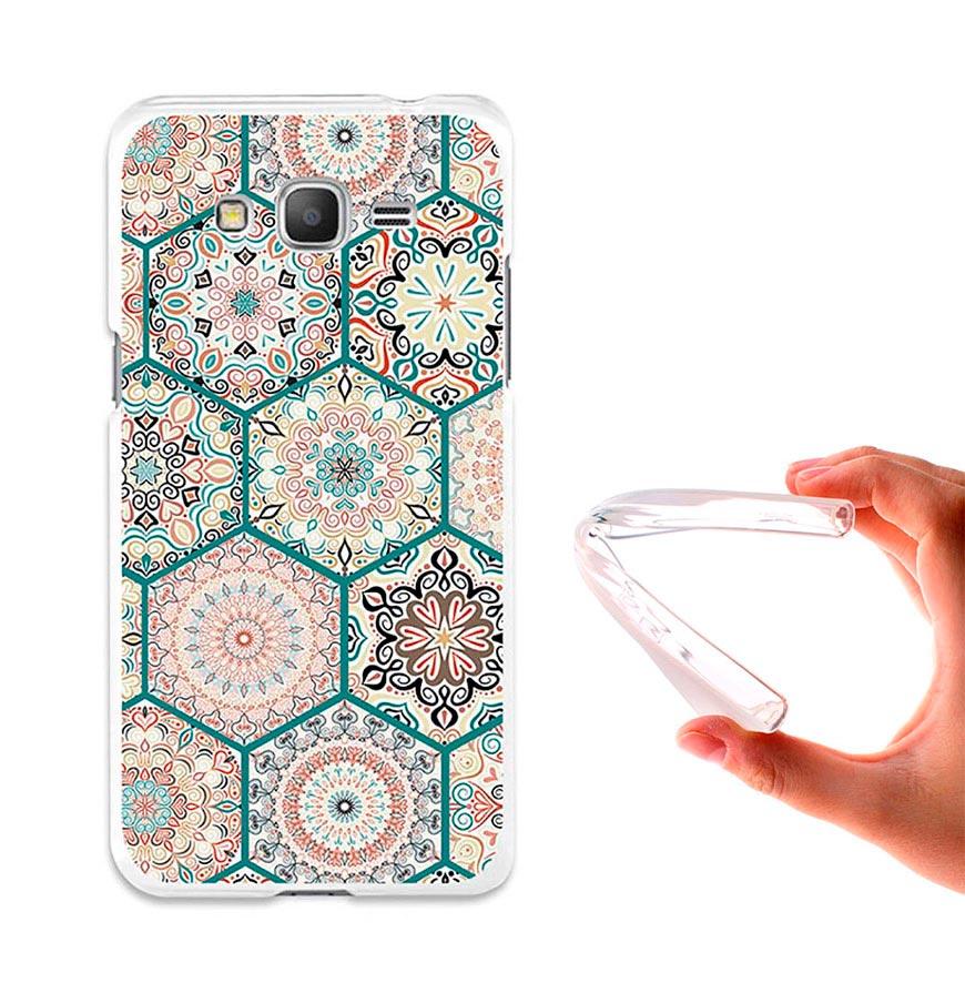 Capa de Gel BeCool® Samsung Galaxy Grand Prime   Mosaico
