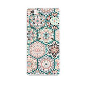 Capa de Gel BeCool® Huawei P8 Lite | Mosaico