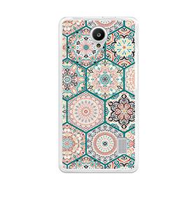 Capa de Gel BeCool® Huawei Ascend Y635   Mosaico