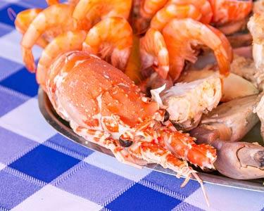 Garphus Restaurante | Jantar a Dois || Marisco