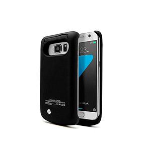 Capa c/ Carregador Compatível com Samsung Galaxy S7