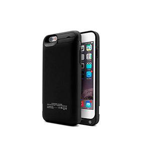 Capa c/ Carregador Compatível c/ iPhone 6 Powercase XL