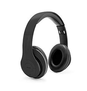 Auscultador Bluetooth Pitaly III | Preto