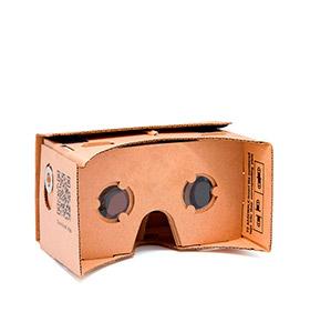 Óculos 3D em Cartão para Smartphones | Realidade Virtual