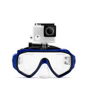 Óculos de Mergulho para Câmaras Deportivas e GoPro