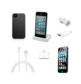Pack Essencial para iPhone 5/5S/5C