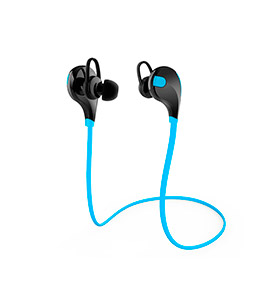 Auricular Runner c/ Bluetooth | Azul