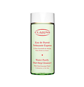 Água de Limpeza 200 mL Clarins® | Peles Mistas ou Oleosas
