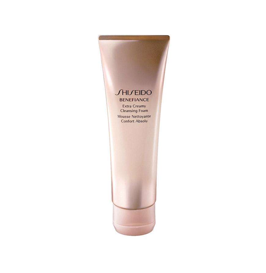 Espuma de Limpeza Ultra Cremosa 125 ml   Shiseido®