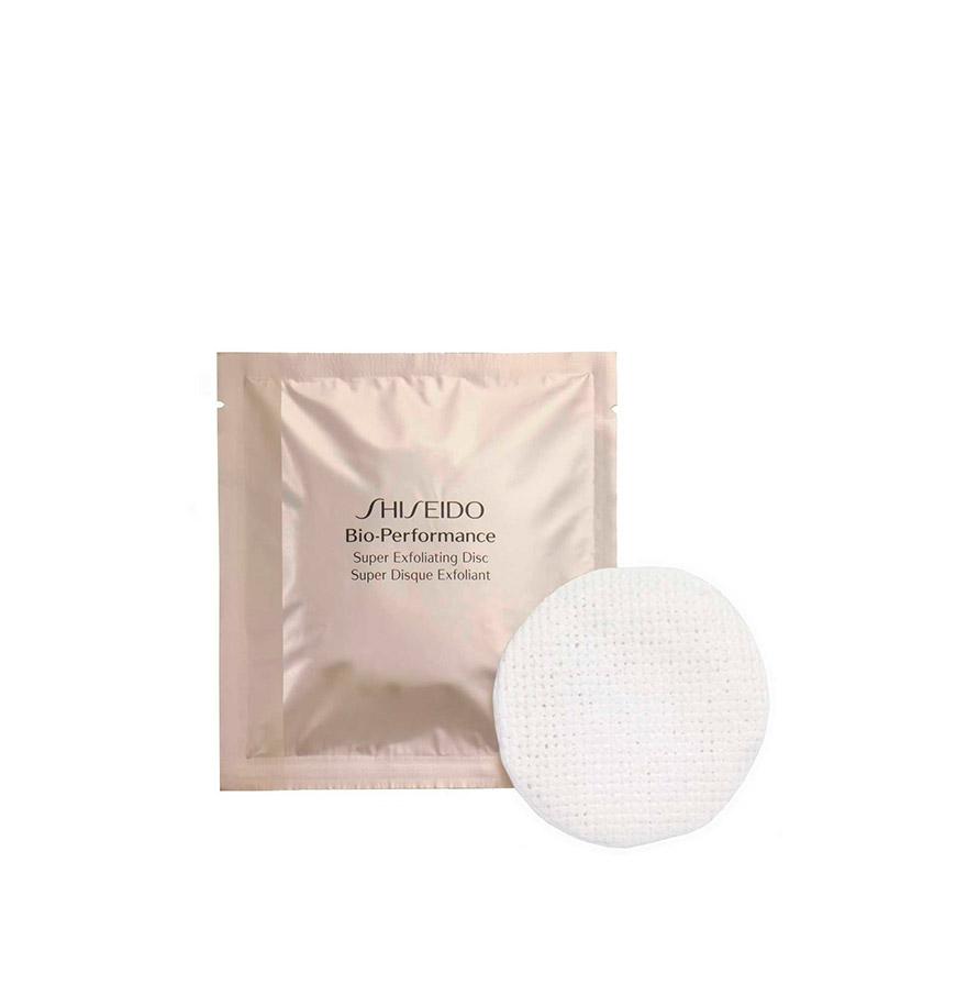 Discos Exfoliantes 8 Unidades | Shiseido®