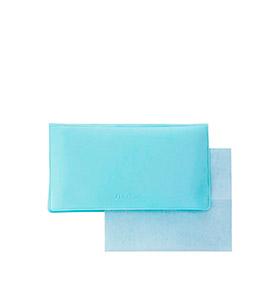 Toalhitas para Peles Oleosas 100 Unidades Shiseido®