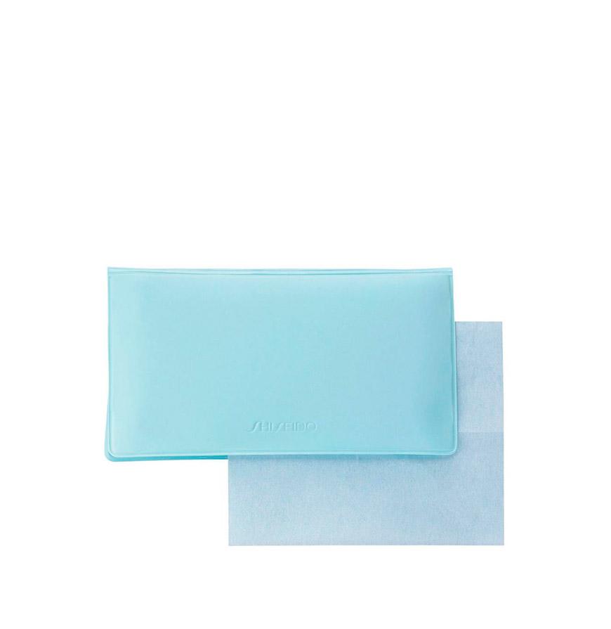 Toalhitas Peles Oleosas 100 Unidades   Shiseido®
