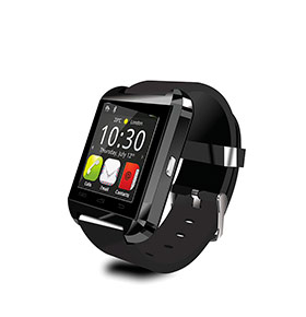 Smartwatch Android SW8 Prixton®   Preto