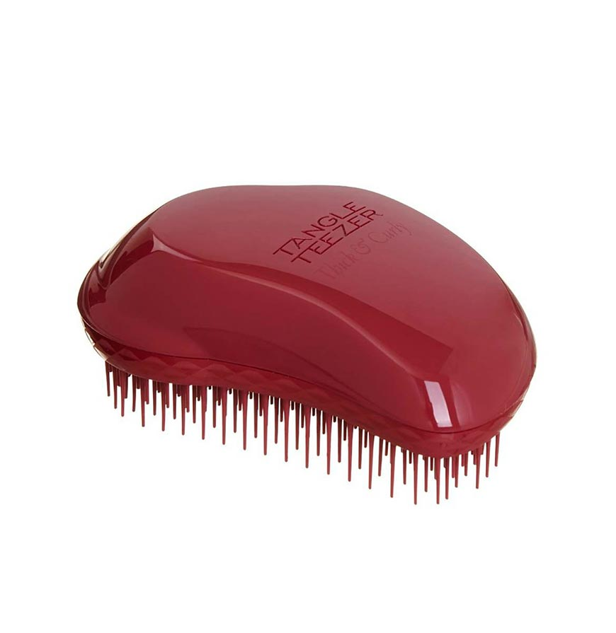 Escova Tangle Teezer® |  Thick&Curly Vermelho