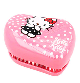 Escova Tangle Teezer® |  Compact Hello Kitty