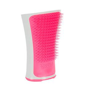 Escova Tangle Teezer®    Splash Branco e Rosa