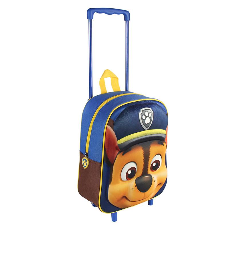 Mochila Trolley 3D   Chase