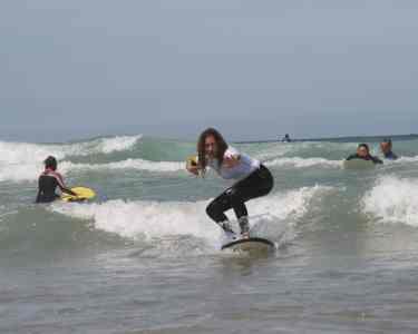 Aula de Surf para 2 pessoas   Setúbal