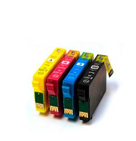 Pack de 2 Tinteiros | Compatíveis com Epson SO20034+SO20036