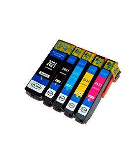 Pack 6 Tinteiros | Compatíveis com Epson T04874020