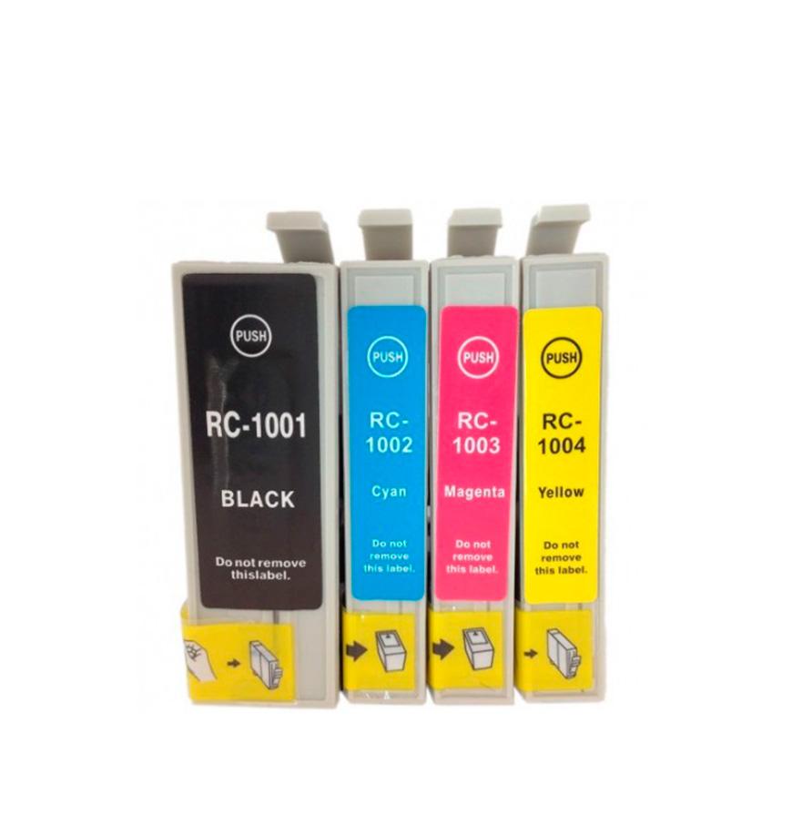 Pack de 4 Tinteiros | Compatíveis com Epson T1005