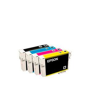 Pack de 4 Tinteiros | Compatíveis com Epson T27154010