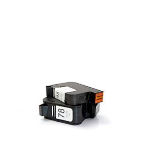 Pack de 2 Tinteiros | Compatíveis com HP Nº15A + Nº78D