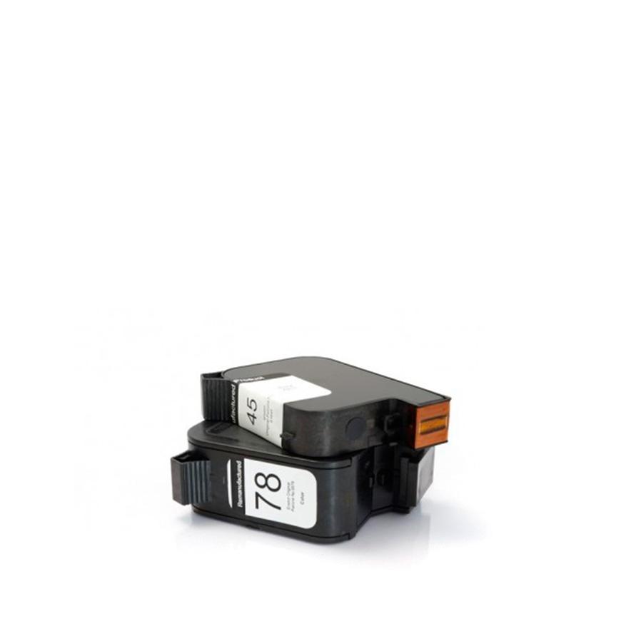 Pack 2 Tinteiros   Compatíveis com HP Nº15A + Nº78D