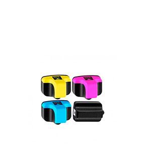 Pack de 2 Tinteiros | Compatíveis com HP Nº336
