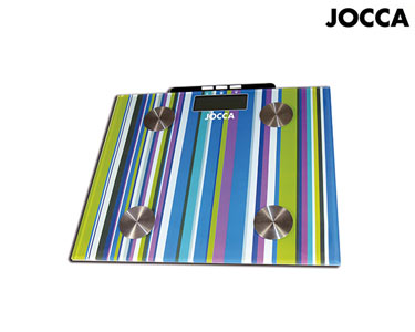 Balança Digital Jocca® | Multicolor
