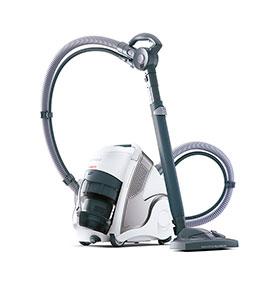 Aspirador a Vapor Polti® UNICO MCV20 | Aspira, Limpa a Vapor & Seca