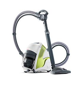 Aspirador a Vapor Polti® UNICO MCV70   Aspira, Limpa a Vapor & Seca