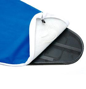 Capa Universal para Tábua de Engomar Polti® | Azul