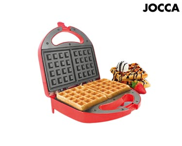 Máquina de Fazer Waffles Jocca®