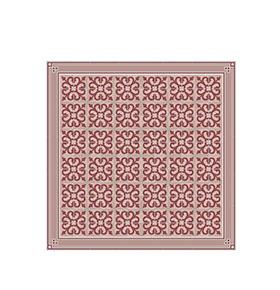 Tapete de Vinil Floorart® Ramblas Marsala | Sala