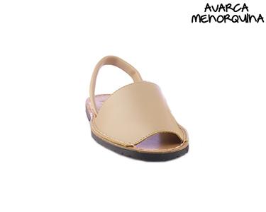 Sandálias Menorquinas | Bege