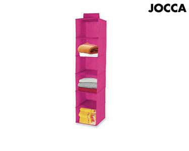 Arrumação c/ 6 Compartimentos Jocca® | Escolha a Cor