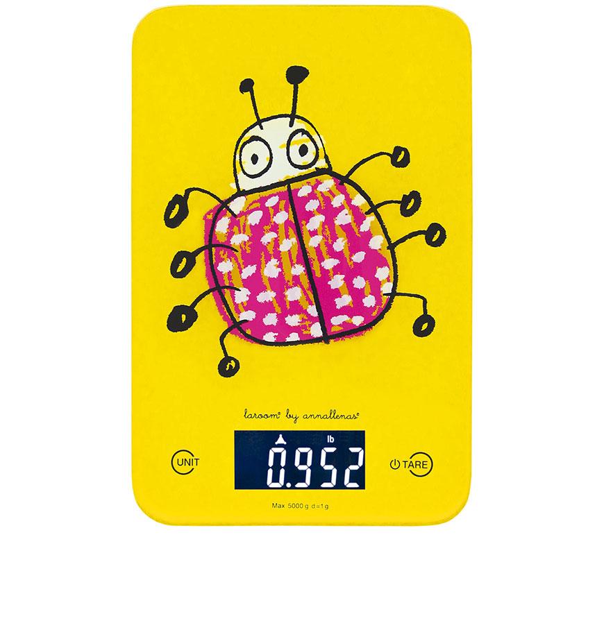 Balança de Cozinha LCD Insecto